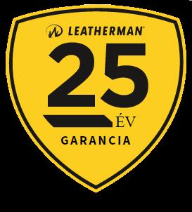 25 év garancia