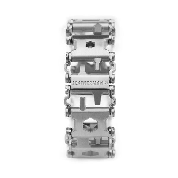 Leatherman TREAD™ karkötő multiszerszám, metrikus, ezüst